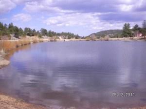 Pond May 12, 2013